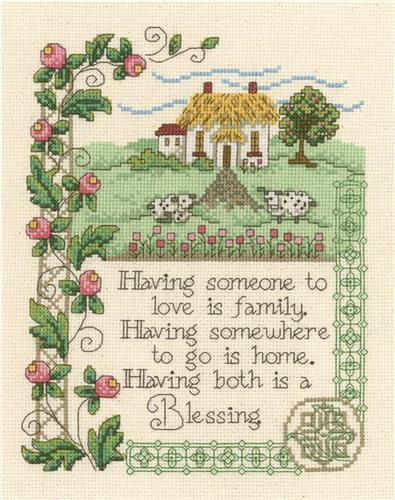 imaginating house blessing